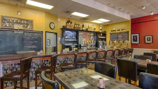 The Wine Bar Picture Of Wine Merchants Vin205 Wine Bar Winston