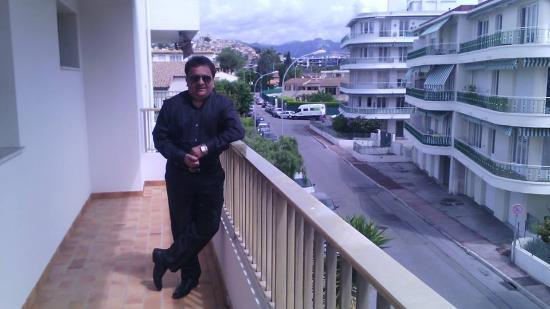 Brasilia Hotel : Balcony