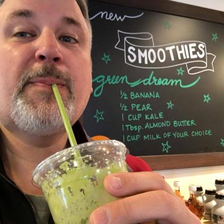 Warner, NH: Smoothies!