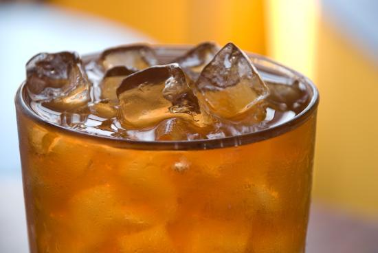 Warner, NH: Iced Tea!