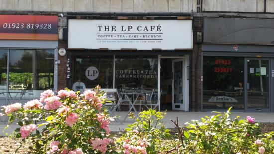 The LP Cafe