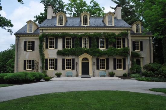 dupont mansion picture of hagley museum and library. Black Bedroom Furniture Sets. Home Design Ideas