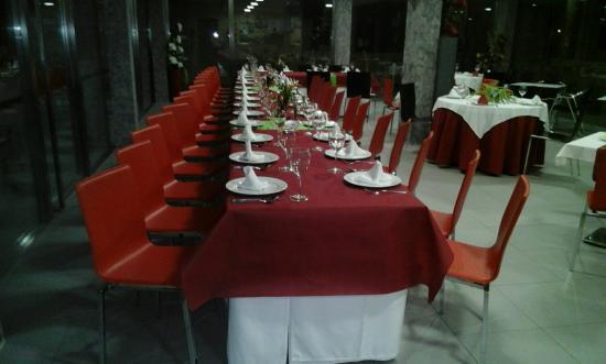 Villanueva de Cordoba, إسبانيا: Restaurante La Piscina