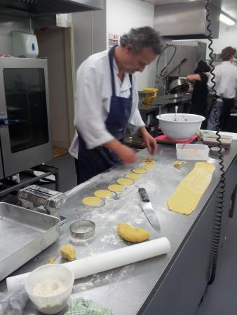 Drogheda, Irlanda: Head Chef Glyn Schneider