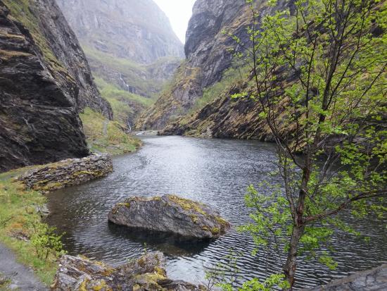 Trekking in Aurlandsdalen