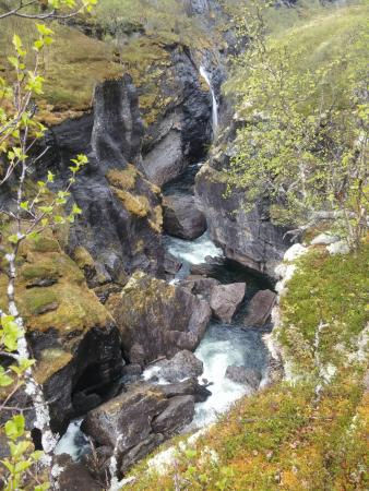 Hol Municipality, Norway: Aurlandsdalen