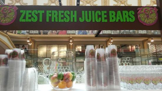 Fresh Zest Juice Bars