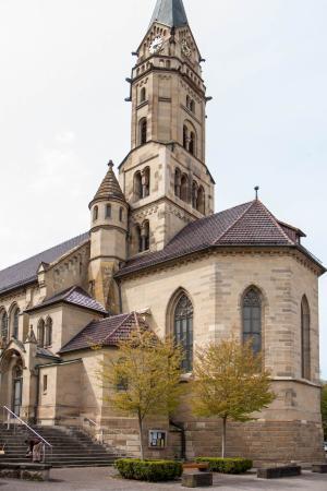 Evangelische St. Katharina kirche