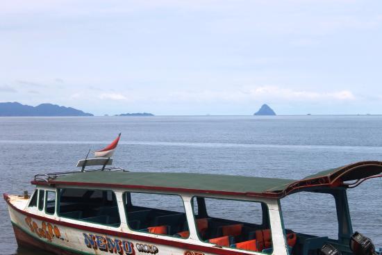 Sibolga, Indonezja: The Boat