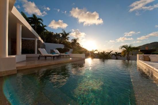 St. Barthelemy Beach Villas