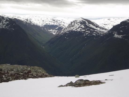 Hafslo, Norge: Molden
