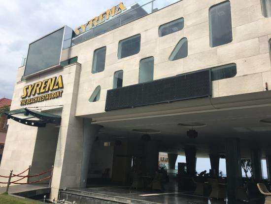 Syrena Restaurant : facade
