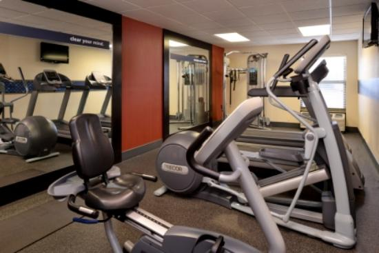 Hampton Inn Henderson: Fitness Center on Site