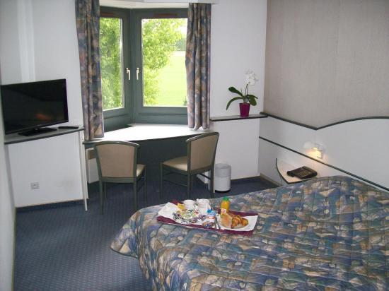 hotel restaurant la tour romaine schweighouse sur moder frankrike omd men och. Black Bedroom Furniture Sets. Home Design Ideas
