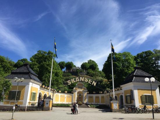 Museu a Céu Aberto Skansen