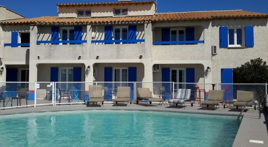 Photo of Hotel -Le Bleu Marine Saintes-Maries-de-la-Mer