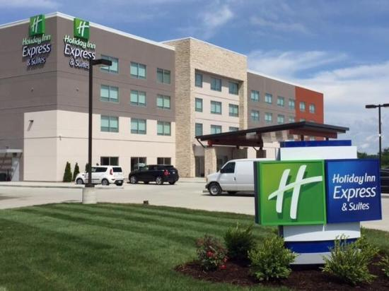 ‪Holiday Inn Express & Suites Kingdom City‬