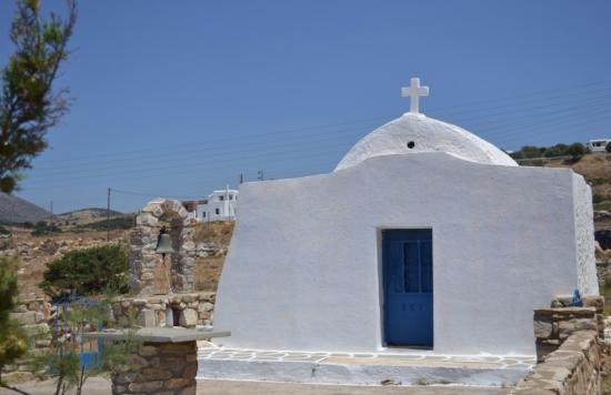 Naxos, Grèce : Church of Agia Paraskevi