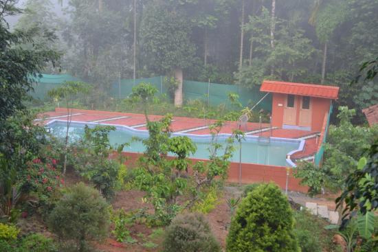 SunBird Garden Resort: The new pool, ok  ok.