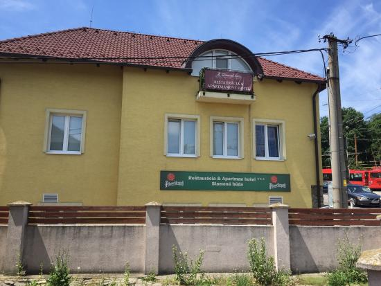 Photo of Restaurant Slamena Buda at Cesta Na Kamzik 39, Bratislava 831 01, Slovakia