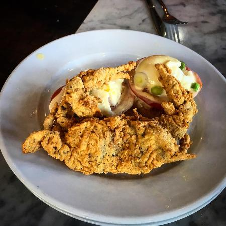 Soft Shell Crab Benedict