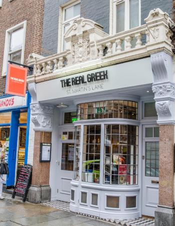 The Real Greek - St Martins Lane | Leicester Square - Picture of The