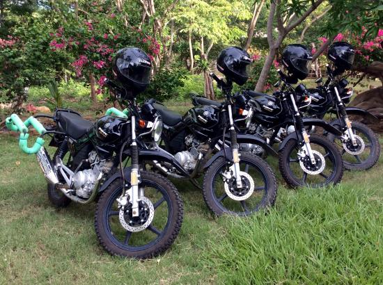 Canicula Adventures Motorcycle Rentals