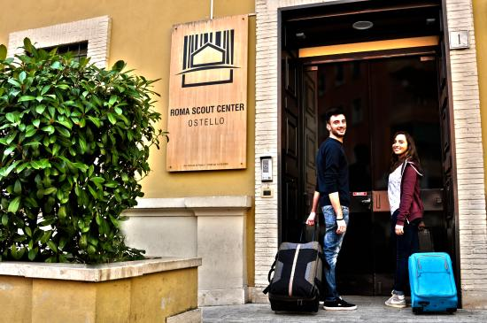 Roma Scout Center: More than a hostel..