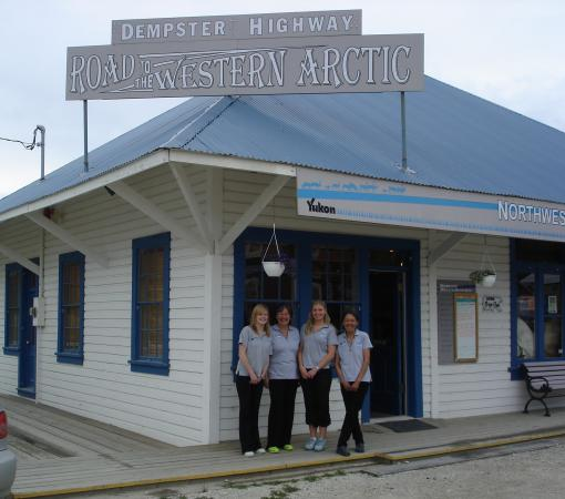 NWT Dempster Highway Visitor Centre