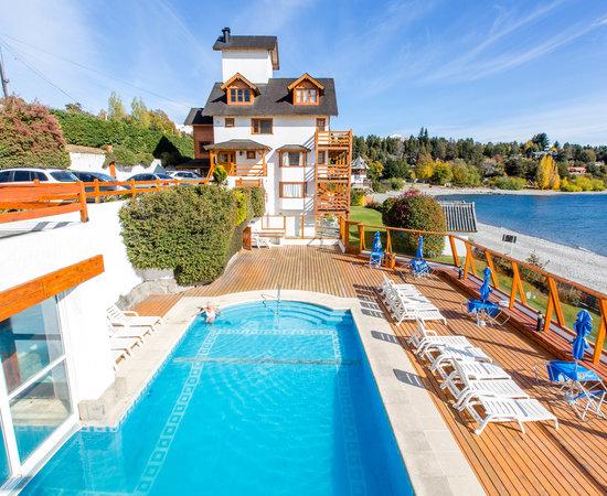 Apart del Lago, hoteles en Villa La Angostura