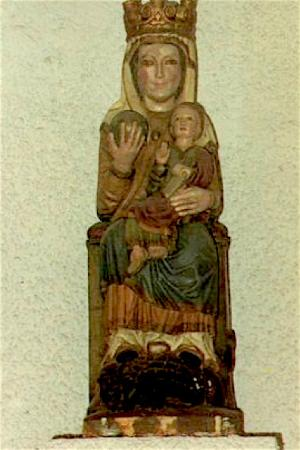 Iglesia Parroquial de Santiago Apóstol: Nuestra Senora de Los Martires