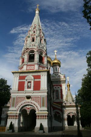 Hotel Perenika : The nearby Orthodox Church