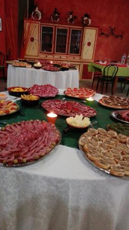 Ambra, Italie : il valdambrino