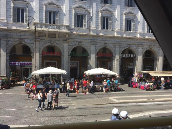 Gare de termini roma picture of stazione termini rome for Affitto ufficio roma stazione termini