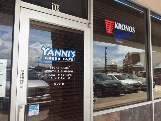 Yanni S Greek Cafe Murphy Tx
