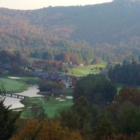 View of #18 Sky Valley Country Club