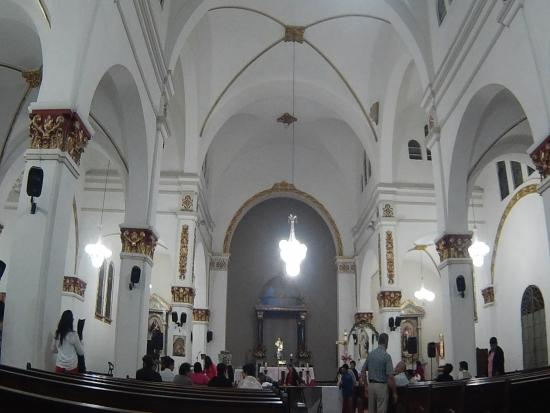 Pitalito, Colombia: Interior
