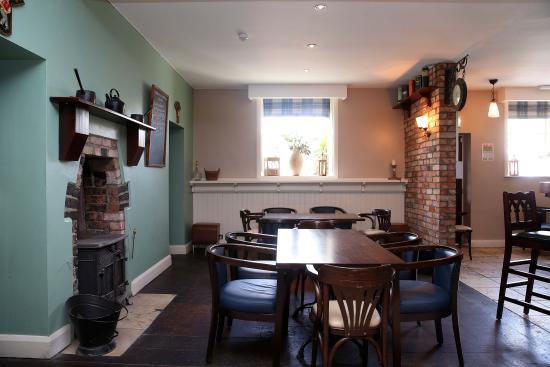 The Oaks Bar Restaurant Area