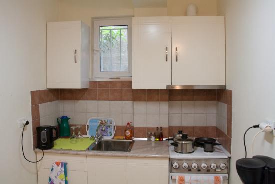 Villa basilika die küchenzeile
