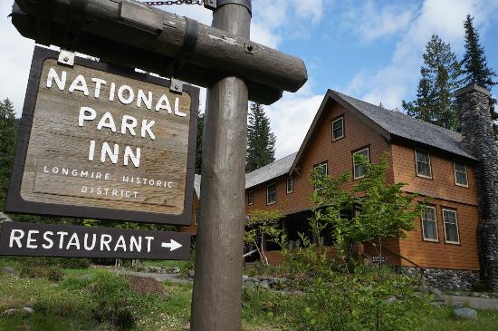 National Park Inn at Mount Rainier: National Park Inn