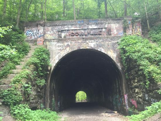 McArthur, OH: Moonville Tunnel