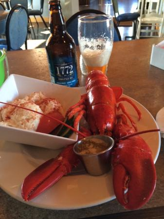 Lobster Barn Pub and Eatery: It was fabulous...