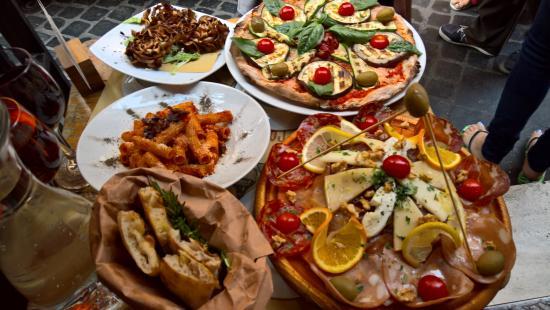 Cantina e cucina foto di cantina e cucina roma tripadvisor - Cucina e cantina ...