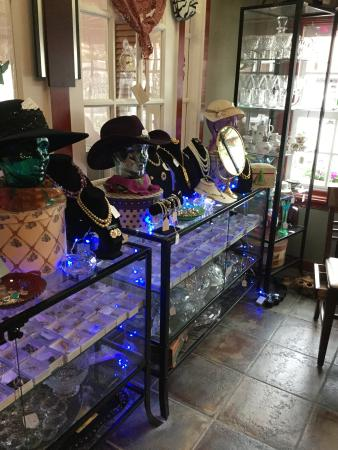 Art Deco Dekor: Jewelry room