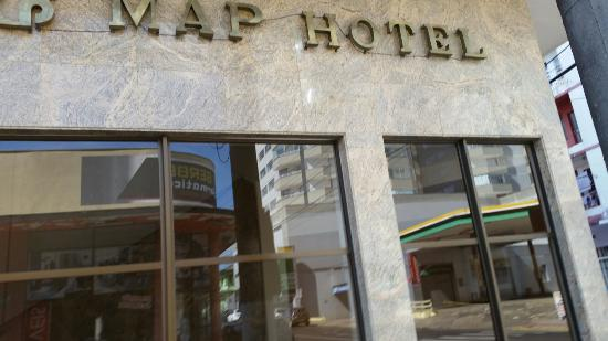 Fachada Map Hotel Lages SC Picture Of Map Hotel Lages TripAdvisor - Lages map