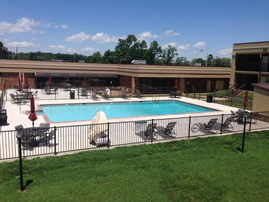 Best Western Culpeper Inn: Pool