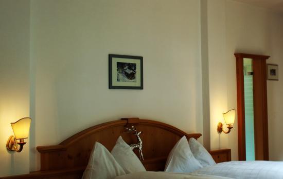 Hotel Rotwand : Komfortzimmer; camera confort