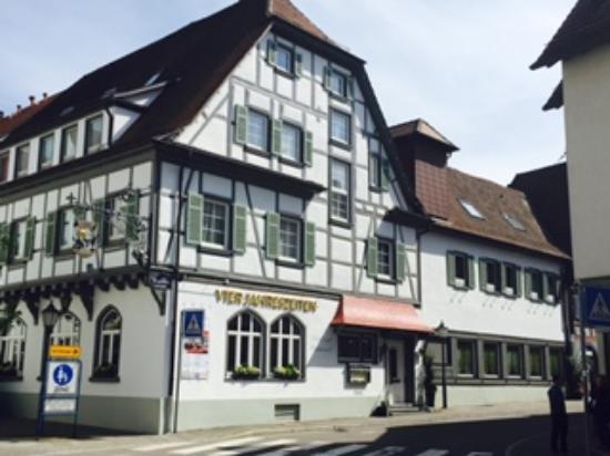 Hotel Vier Jahreszeiten Bad Urach