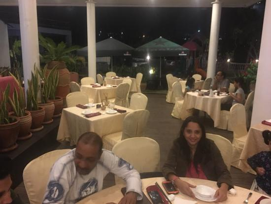 Century Park Restaurant Kigali