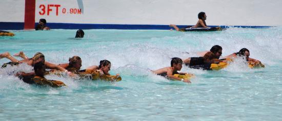 Big Surf Waterpark: Big Surf Water Park; Tempe, AZ